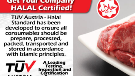 Strict compliance can help take Halal products exports to $5b TUV Austria
