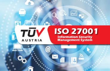 ISO 27001 Certification TUV Austria