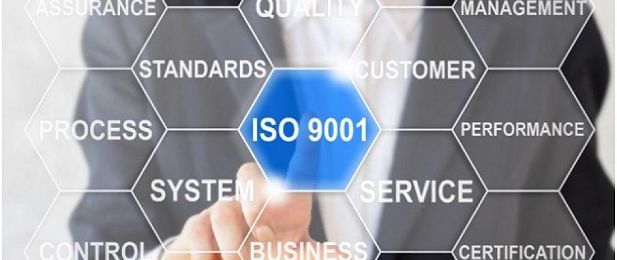 ISO 9001 : 2015 TUV Austria