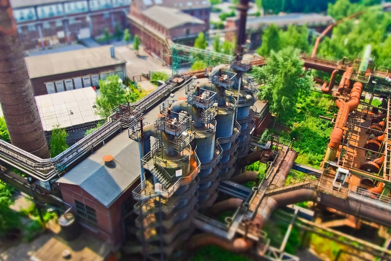 TUV Austria Industrial Plants